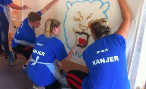graffiti workshop buurtfeest