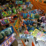 Graffiti workshop Elburg